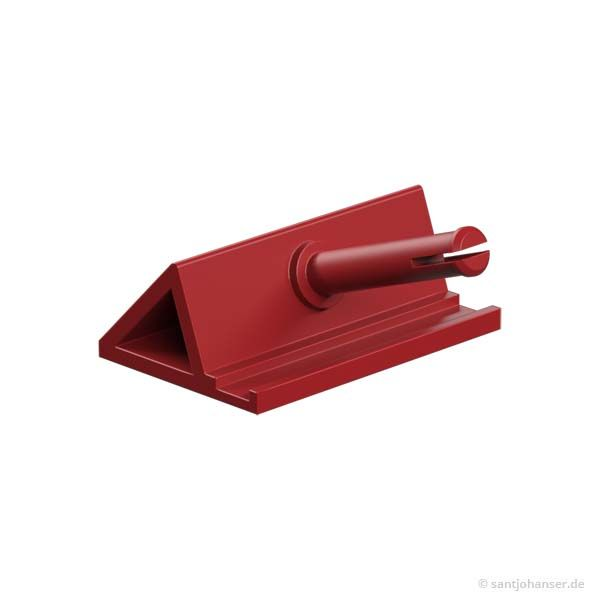 Lenkradhalter R 30, rot