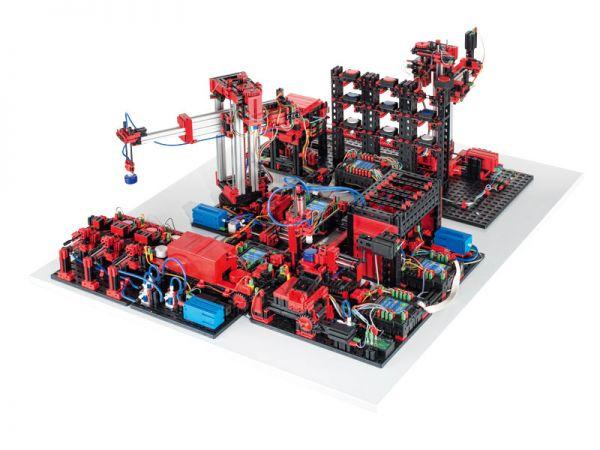 Fabrik-Simulation 9V - Simulation