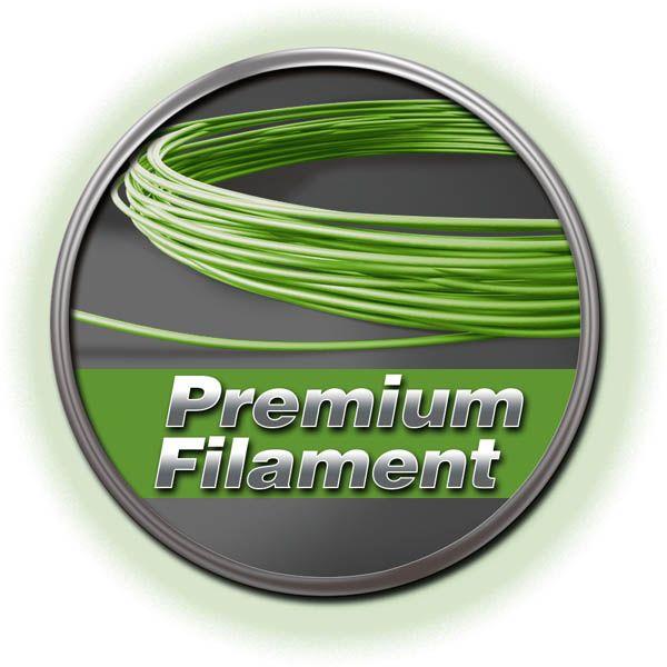 Premium Filament grün 500g-Spule