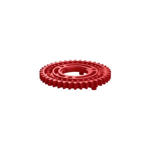 Zahnrad Z40-32 m1,5 rot