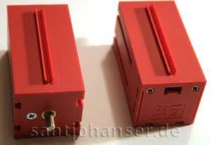 Encodermotor 9V, 175 U/min