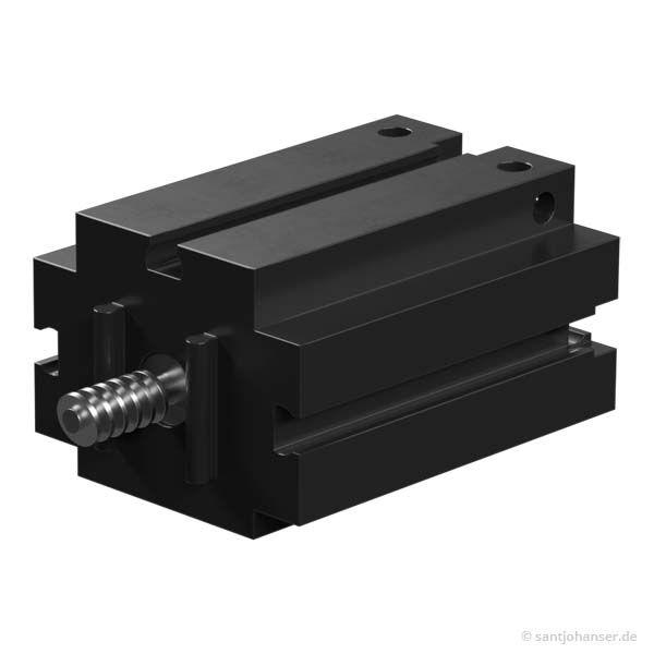 Mini Motor 6-9V 0,65 A max, schwarz