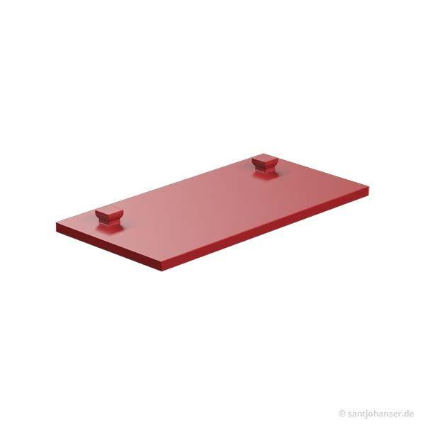 Bauplatte 30x60, rot