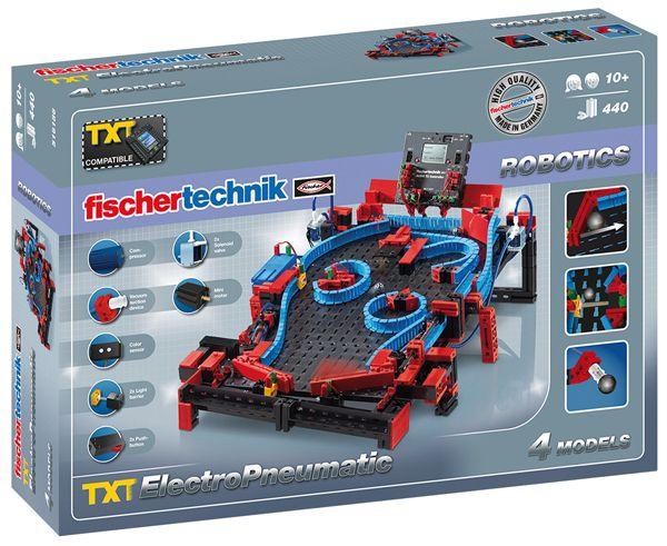 fischertechnik ROBOTICS TXT ElectroPneumatic