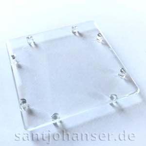 Kassetten-Deckel transparent - Box top