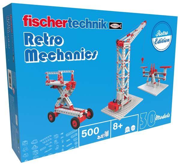 Retro Mechanics