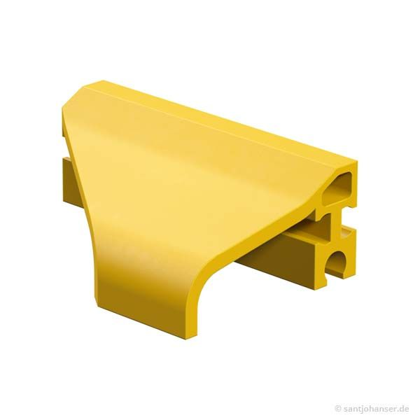Seitenteil links, gelb