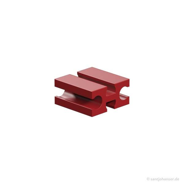 Baustein 7,5, rot