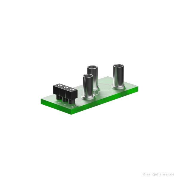 Transistorplatine BC 547 C PCB