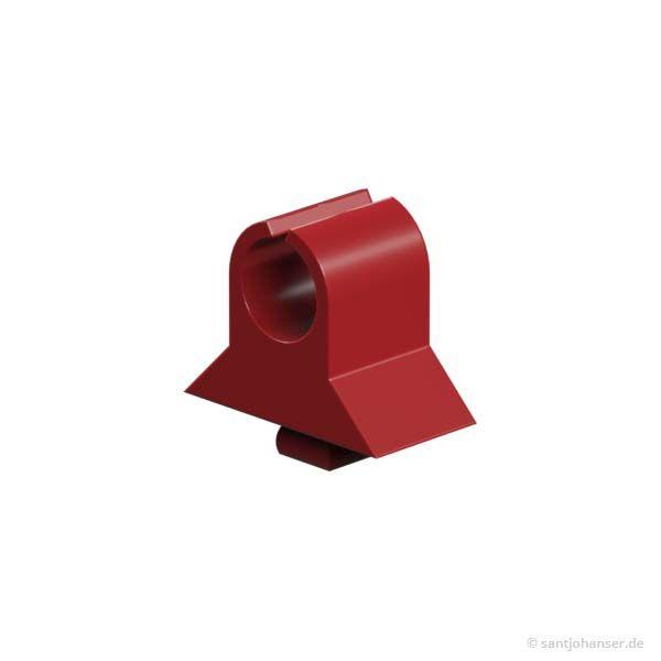 Reedkontakt- und Kabelhalter, rot