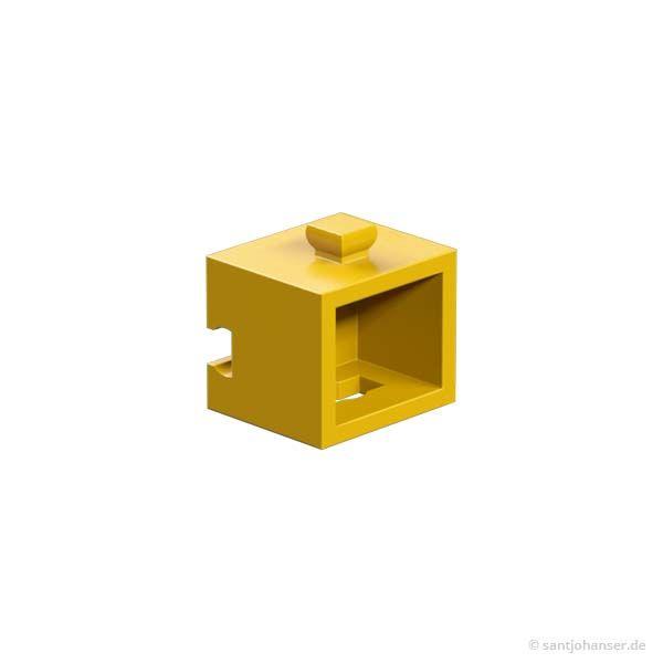 Statikstein, gelb