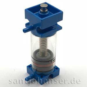 Pneumatik-Zylinder 45 mit Feder