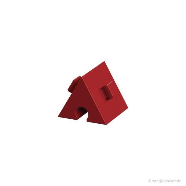 Winkelstein 60°, rot