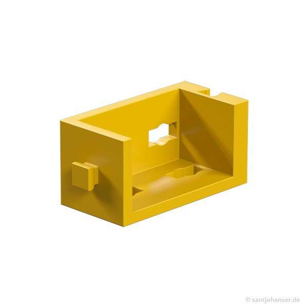 Winkelträger 30, gelb
