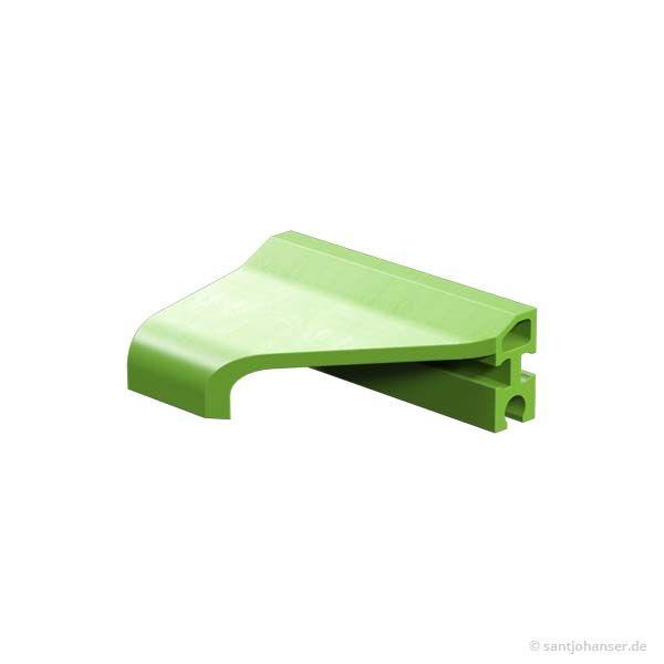 Seitenteil rechts, grün