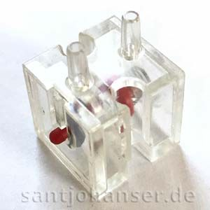 Pneumatik-Ventil offen - Pneumatic valve open
