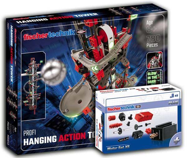 Hanging Action Tower + Motor Set XS