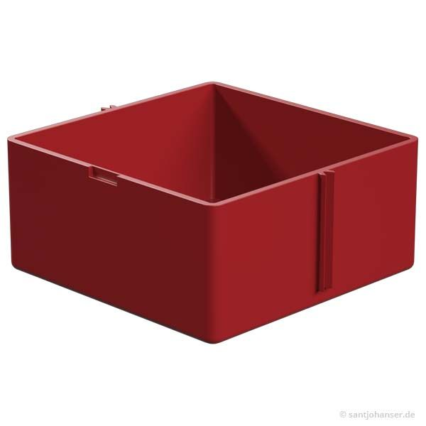Kassette 60x60, rot
