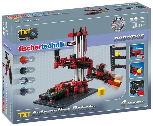 fischertechnik ROBOTICS TXT Automation Robots