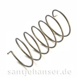 Gelenkstein-Feder - Elbow joint spring