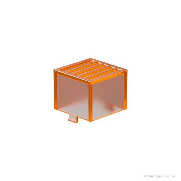 Rastleuchtkappe, orange