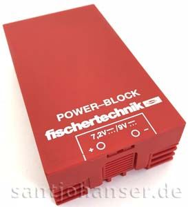 Power-Block 9V