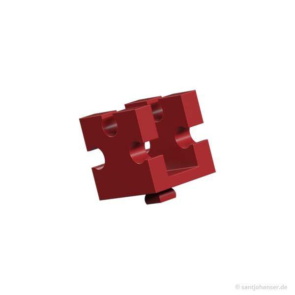 Rollenlager, rot