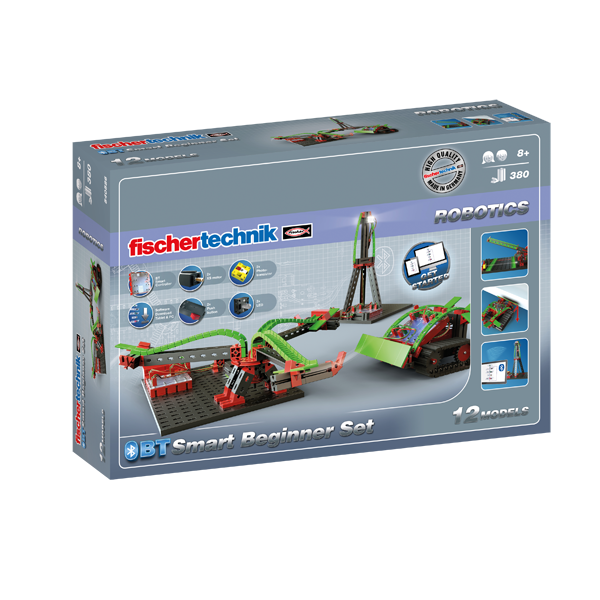 fischertechnik ROBOTICS BT Smart Beginner Set