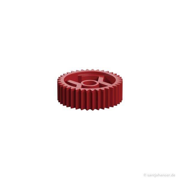 Klemmring für Seiltrommel, rot