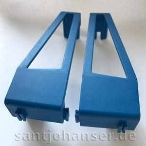 Führerhaus VR+VL blau - drivers cab blue