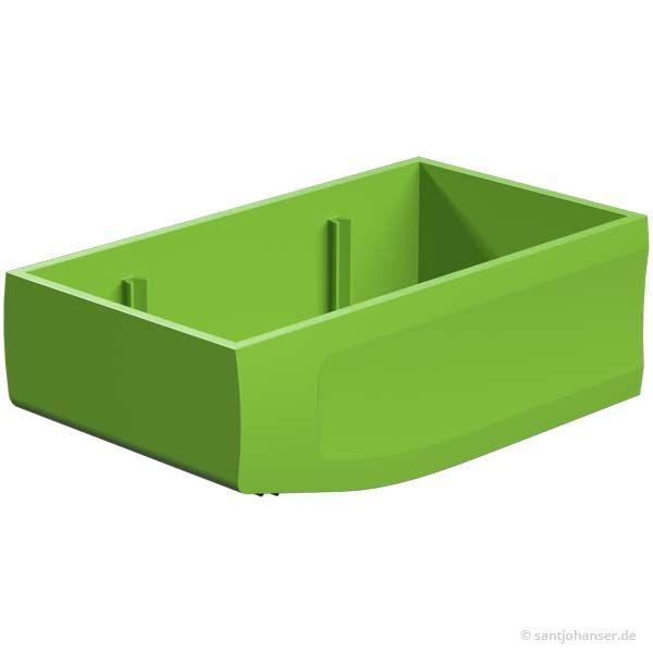 Kippmulde, grün