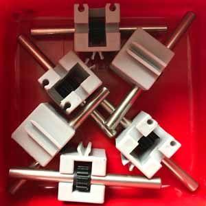 Getriebehalter 50 mini - Bracket