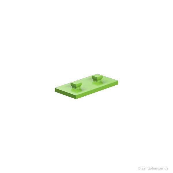 Bauplatte 15x30, grün