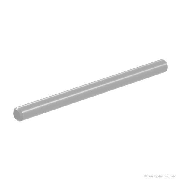 Kunststoffachse 60, grau