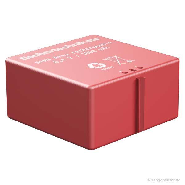 Akku Pack NiMH 8,4V 1800mAh, rot