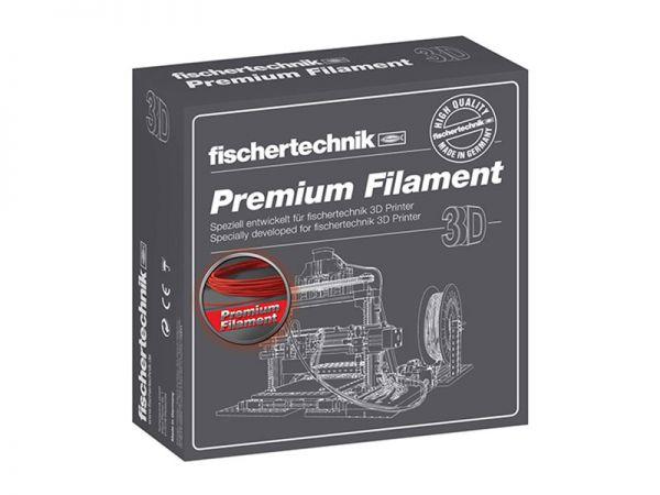 Premium Filament rot 500g-Spule