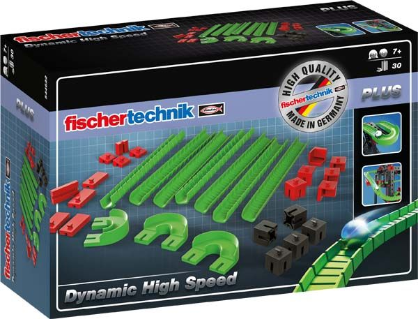 fischertechnik DYNAMIC PLUS High Speed