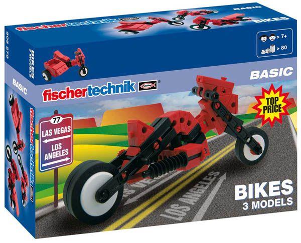 fischertechnik Bikes