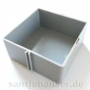 Kassetten-Unterteil - Box bottom part