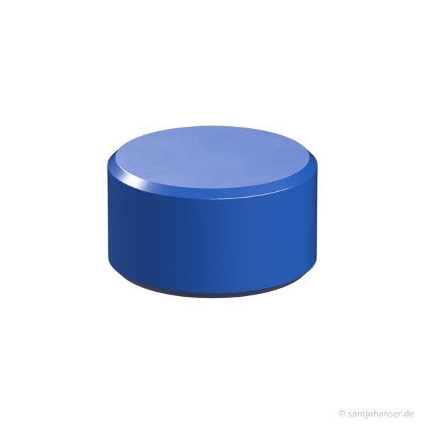 Werkstück 26x14, blau