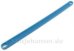 X-Strebe 127,2 blau