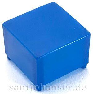 Leuchtkappe blau - Light cap blue