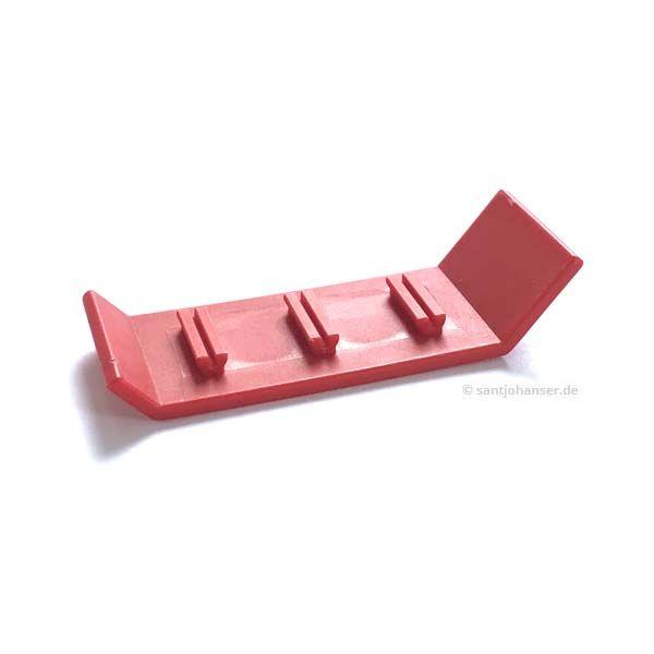 Kotflügel, rot