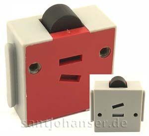 Taster fischerinformic - Push button switch
