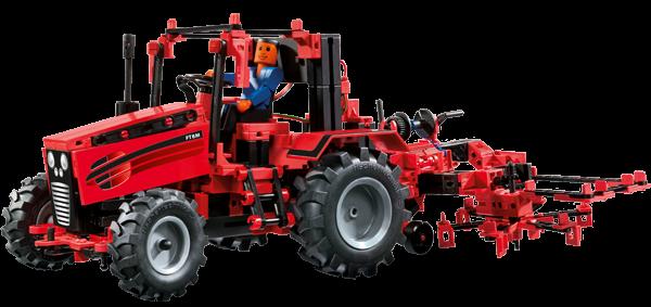 fischertechnik Tractor Set IR Control