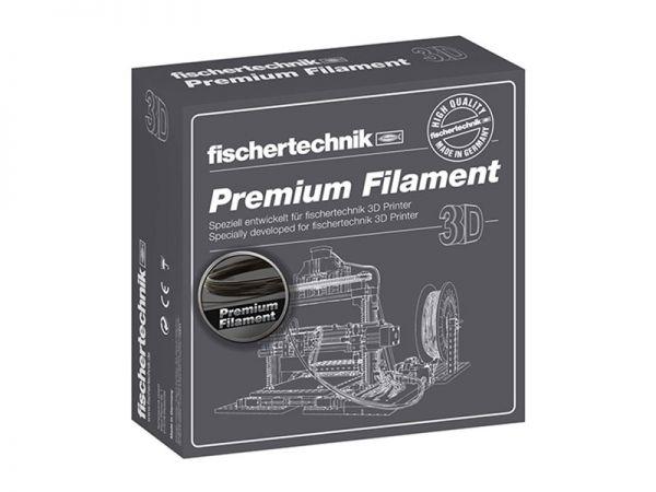 Premium Filament schwarz 500g-Spule