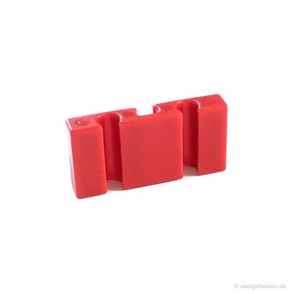 Baustein 5, rot