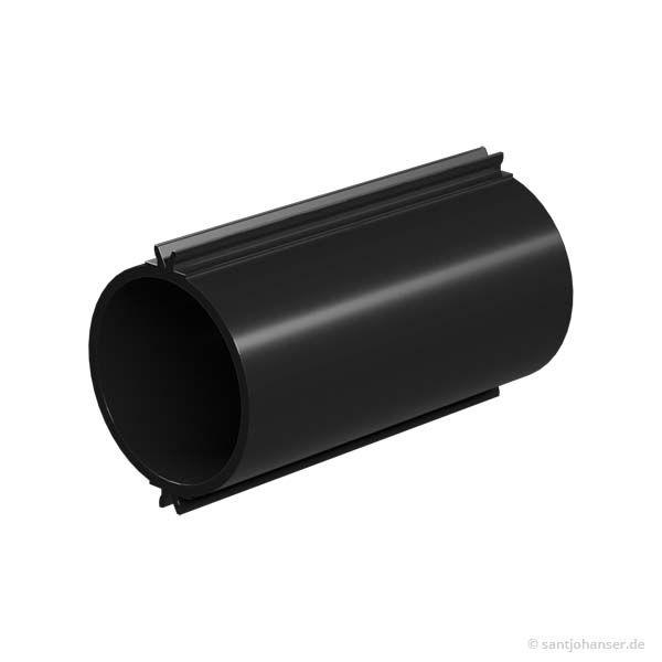 Rohrhülse 30x60, schwarz