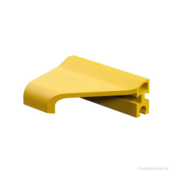 Seitenteil rechts, gelb