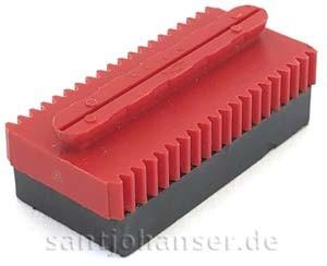 Dauermagnet rot - Permanent magnet red